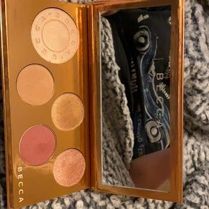 Becca cosmetics face palette